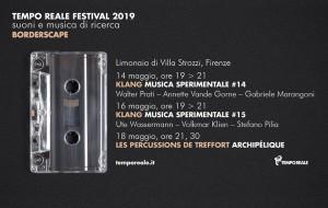 Walter Prati @ Tempo Reale Festival_Klange Musica sperimentale # 14